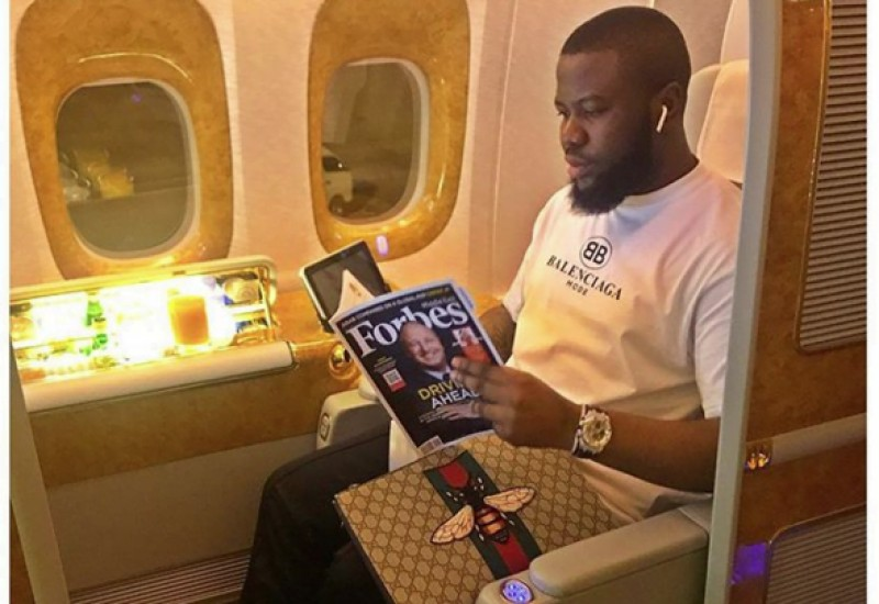 We Never Listed Hushpuppi As Billionaire - Forbes